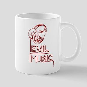Evil Music Mug