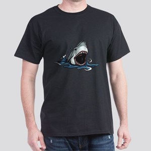 Shark Attack Dark T-Shirt