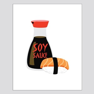 SOY SAUCE Posters