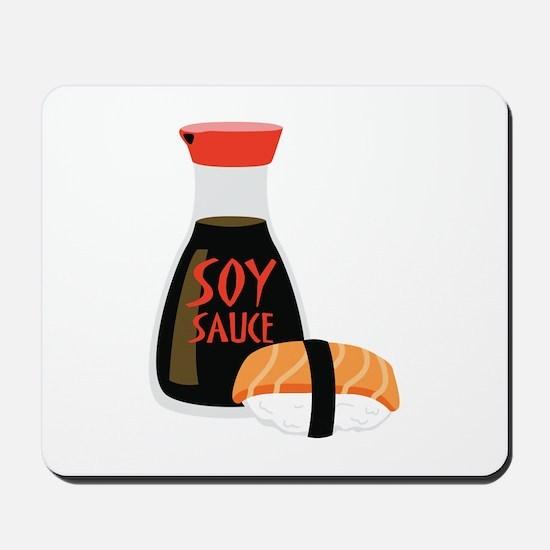 SOY SAUCE Mousepad