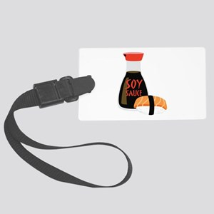 SOY SAUCE Luggage Tag
