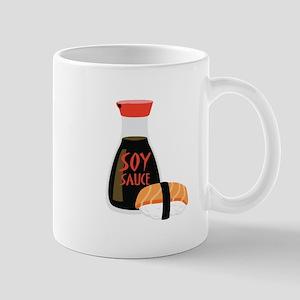 SOY SAUCE Mugs