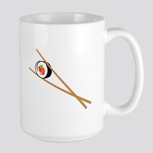 Sushi And Chopsticks Mugs