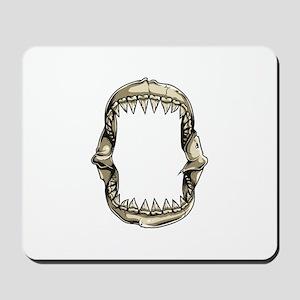 Shark Teeth Mousepad