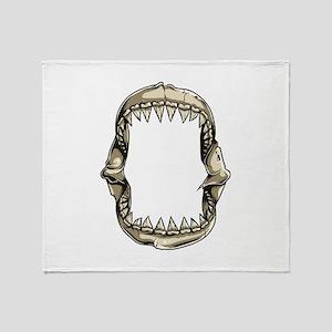 Shark Teeth Stadium Blanket