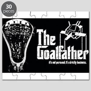 Lacrosse Goalfather Puzzle