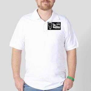 Lacrosse Goalfather Golf Shirt