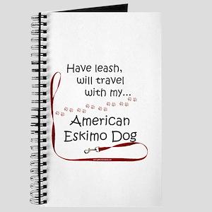 Eskimo Travel Leash Journal