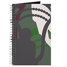 Lacrosse Camo Green 20XX Journal