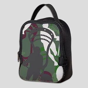 Lacrosse Camo Green 20XX Neoprene Lunch Bag