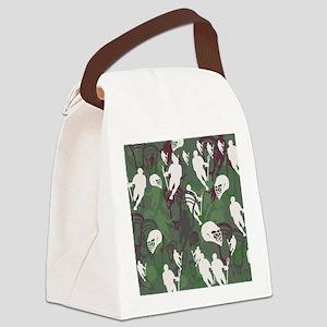 Lacrosse Camo Green 20XX Canvas Lunch Bag
