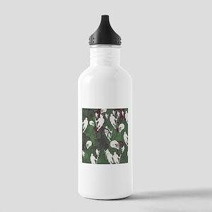 Lacrosse Camo Green 20XX Water Bottle
