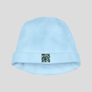 Lacrosse Camo Green 20XX baby hat