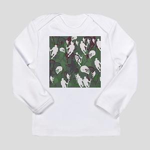 Lacrosse Camo Green 20XX Long Sleeve T-Shirt