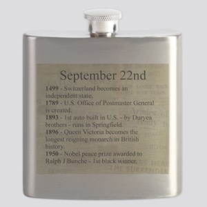 September 22nd Flask