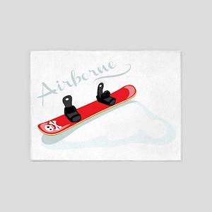Airborne 5'x7'Area Rug