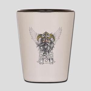 Viking Shot Glass