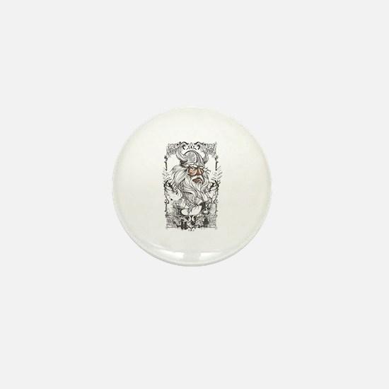 Viking Mini Button (10 pack)