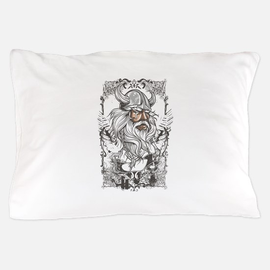 Viking Pillow Case