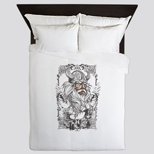 Viking Queen Duvet