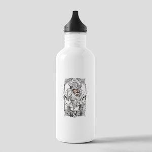 Viking Stainless Water Bottle 1.0L