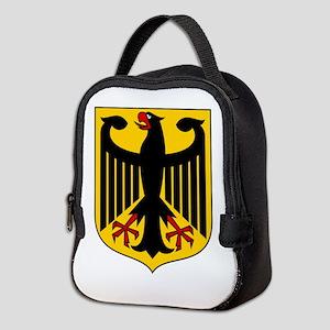 German Coat of Arms Neoprene Lunch Bag