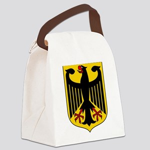 German Coat of Arms Canvas Lunch Bag