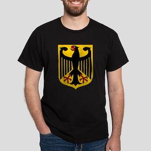 German Coat of Arms Dark T-Shirt