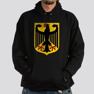 German Coat of Arms Hoodie (dark)