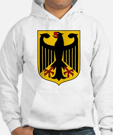 German Coat of Arms Hoodie