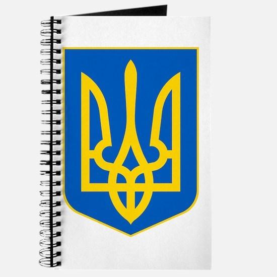 Ukraine Coat of Arms Journal