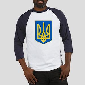 Ukraine Coat of Arms Baseball Jersey