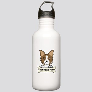 Personalized Chihuahua Stainless Water Bottle 1.0L