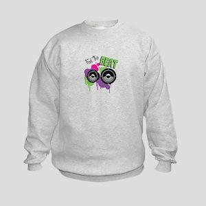 Feel The BEAT Sweatshirt