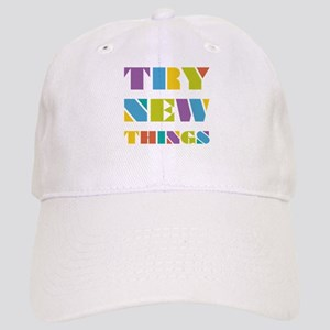Try New Things Cap