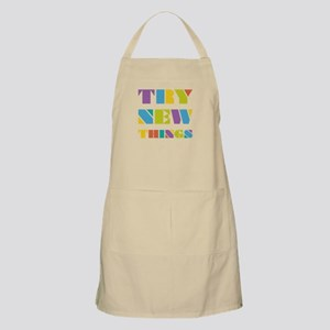 Try New Things Apron