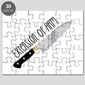 Extension Of Arm Puzzle