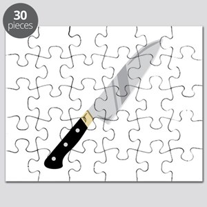 Chef Knife Puzzle