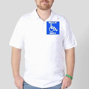 MEALS ON WHEELS Golf Shirt