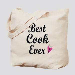 Best Cook Ever Tote Bag