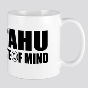 Oahu State of Mind Mugs