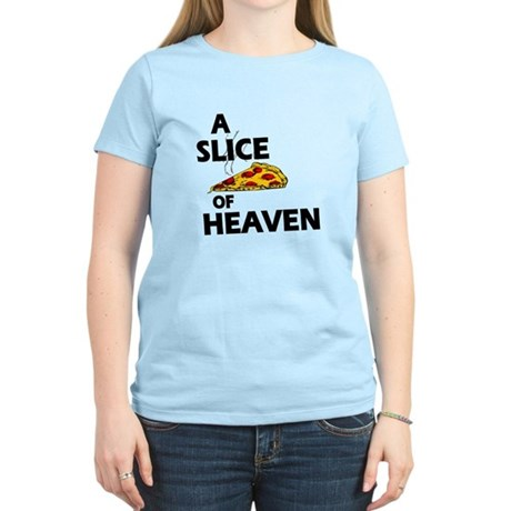 A Slice of Heaven Women's Light T-Shirt