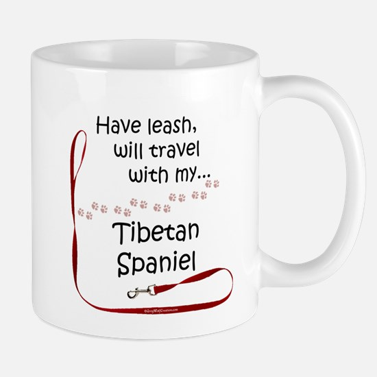 Tibbie Travel Leash Mug