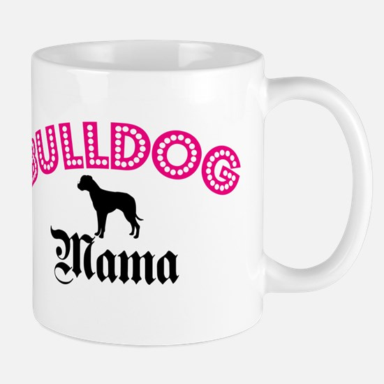 A Bulldog Mama Mug