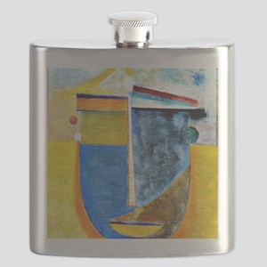 Alexei Jawlensky - Abstract Head: Compositio Flask