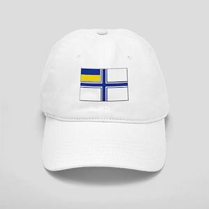 Flag of Ukraine Naval Ensign Cap