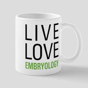Live Love Embryology Mug