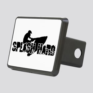 Splash Hard Rectangular Hitch Cover