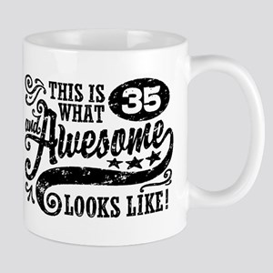 35th Birthday Mug