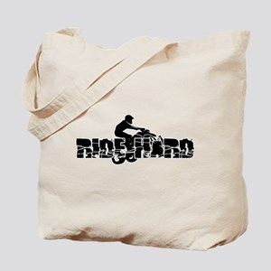 ATV Ride Hard Tote Bag